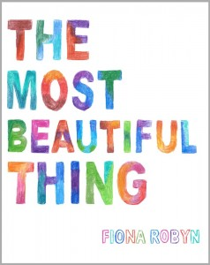 The Most Beautiful Thing Cover Picture